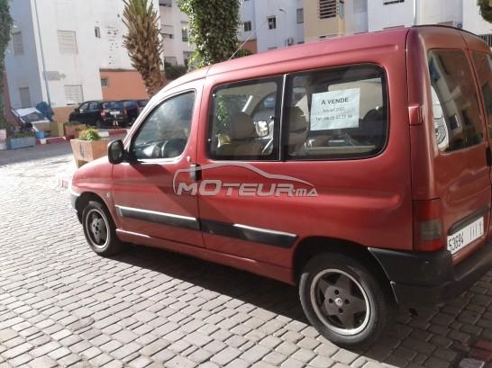 سيارة في المغرب بيجو بارتنير - 211958