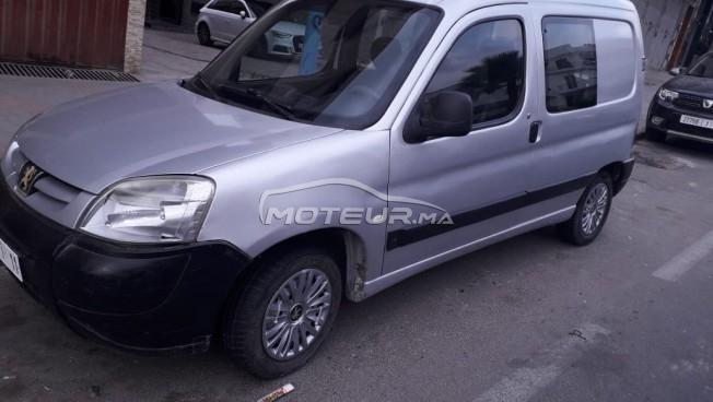 Voiture Peugeot Partner 2007 à casablanca  Diesel  - 6 chevaux