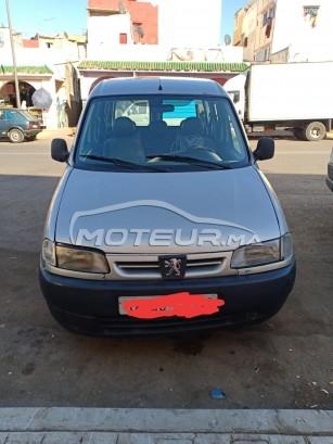 Voiture Peugeot Partner 2002 à rabat  Diesel  - 5 chevaux