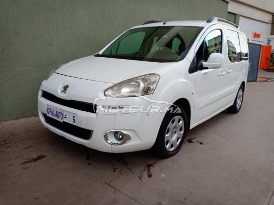 سيارة في المغرب PEUGEOT Partner Tepee - 301778