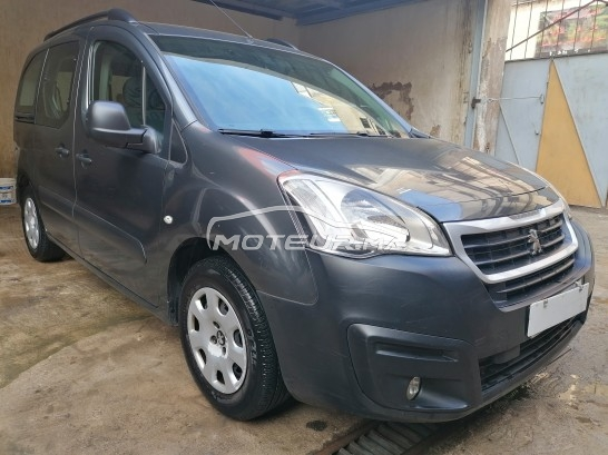PEUGEOT Partner Teppe 1.6 hdi occasion