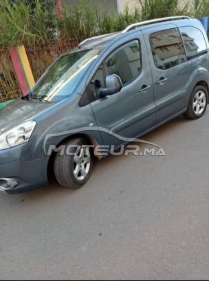 سيارة في المغرب PEUGEOT Partner Tepee - 259185