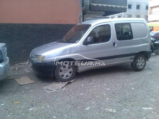 Voiture Peugeot Partner 2002 à agadir  Diesel  - 7 chevaux