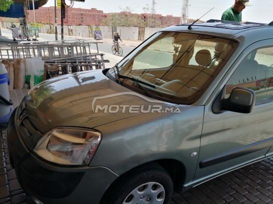 Voiture Peugeot Partner 2006 à marrakech  Diesel  - 7 chevaux