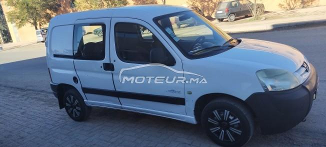 Voiture Peugeot Partner 2006 à el-kelaa-des-sraghna  Diesel  - 7 chevaux