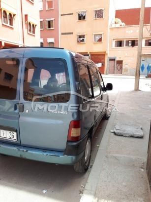 سيارة في المغرب بيجو بارتنير - 234173