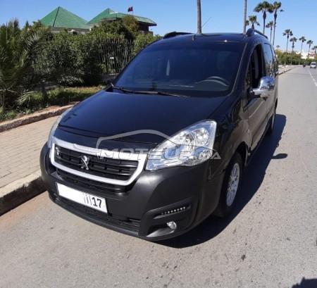 سيارة في المغرب PEUGEOT Partner Tepee 1,6 hdi active plus - 264032