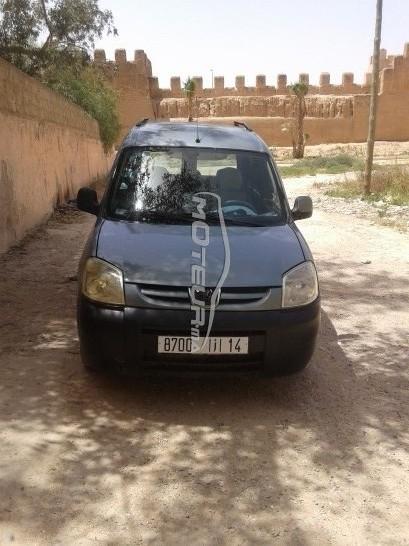 سيارة في المغرب بيجو بارتنير - 210889