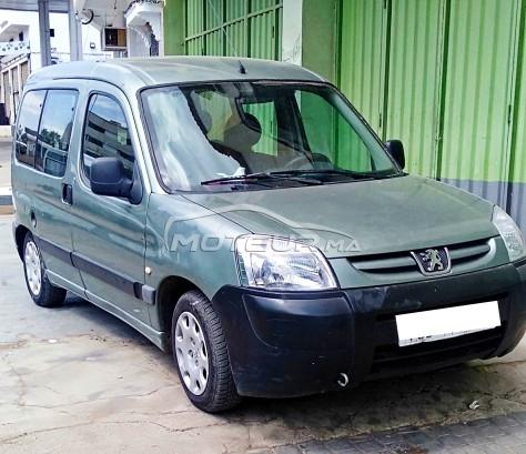 Voiture Peugeot Partner 2009 à sidi-kacem  Diesel  - 7 chevaux