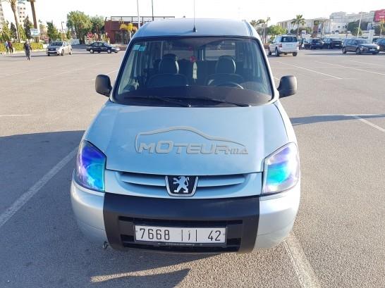سيارة في المغرب بيجو بارتنير - 220013