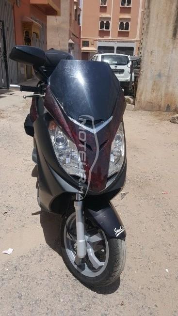 دراجة نارية في المغرب بيجو ساتيليس Compressor - 231046