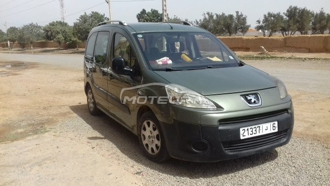 PEUGEOT Tepee occasion 728546