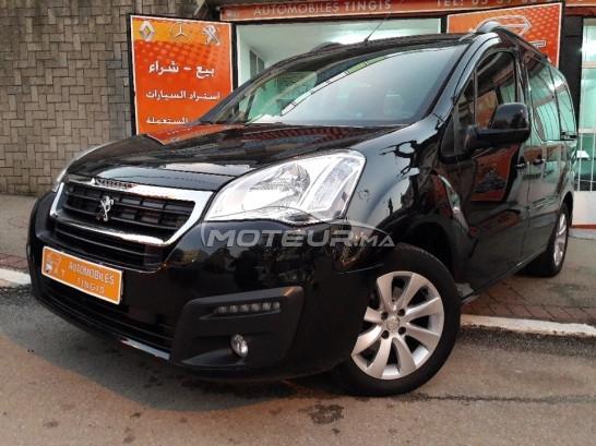 سيارة في المغرب PEUGEOT Tepee 1,6 hdi active+ - 258564
