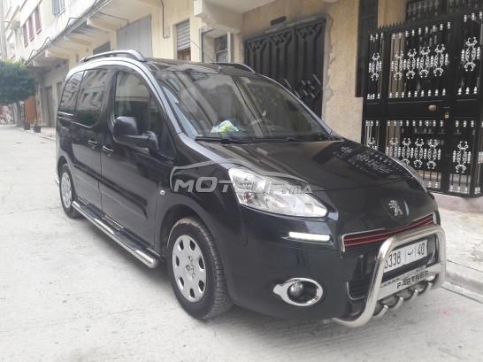 سيارة في المغرب بيجو تيبيي - 134569