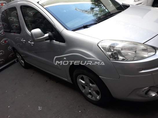 PEUGEOT Tepee 1,6 hdi occasion