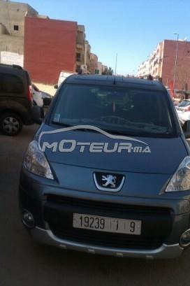 Voiture au Maroc PEUGEOT Tepee - 160237