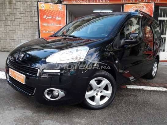 PEUGEOT Tepee Allure 1,6 hdi occasion