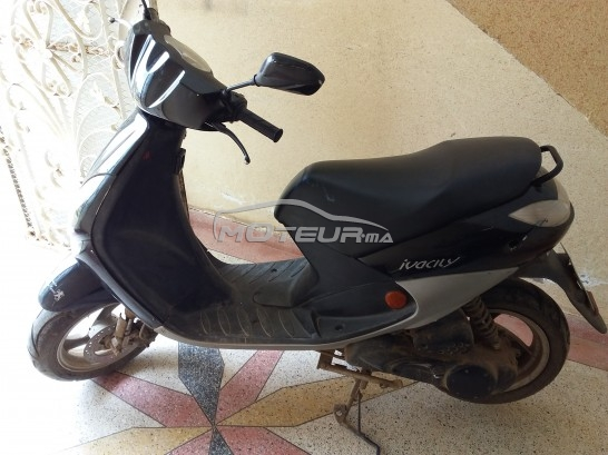 Moto au Maroc PEUGEOT Vivacity 50 sportlin - 150926