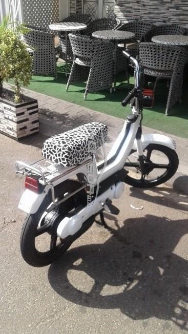 دراجة نارية في المغرب بياججيو سي - 180400