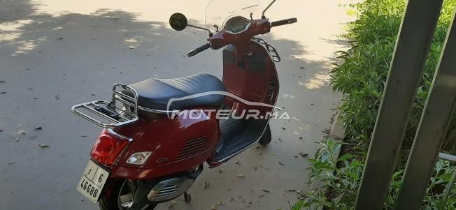 Moto au Maroc PIAGGIO Vespa 300 Gts touring - 319461