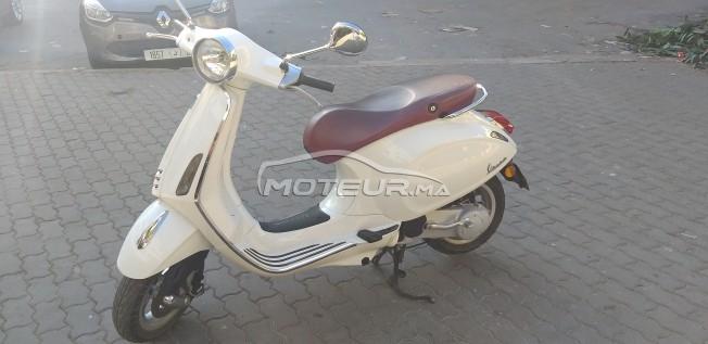دراجة نارية في المغرب PIAGGIO Vespa 50 - 254873
