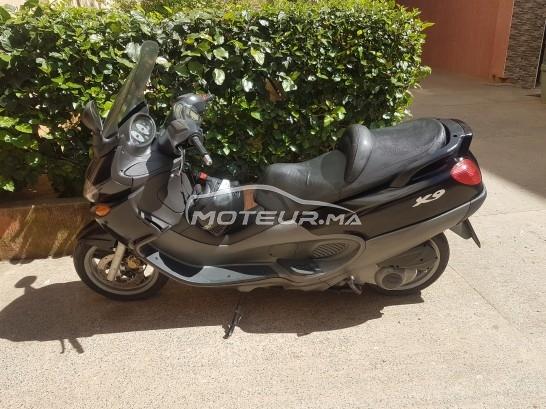 Moto au Maroc PIAGGIO X9 200 evolution - 316195