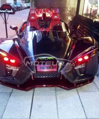 POLARIS Slingshot Edition ée مستعملة
