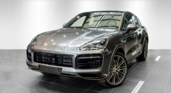 Voiture Porsche Cayenne 2020 à casablanca  Hybride