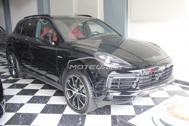 سيارة في المغرب PORSCHE Cayenne Hybrid (importée neuve) - 344109