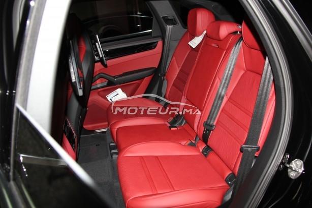 PORSCHE Cayenne E-hybrid (noir/rouge) occasion 862731
