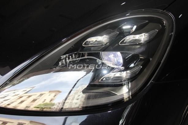PORSCHE Cayenne E-hybrid coupé (noir/rouge) occasion 968437