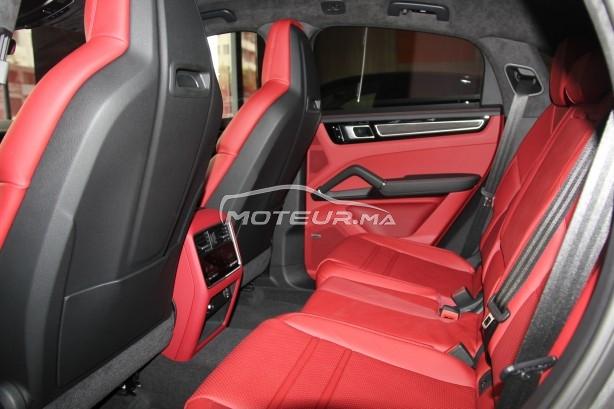 PORSCHE Cayenne E-hybrid coupé (gris/rouge) (importée neuve) occasion 979995