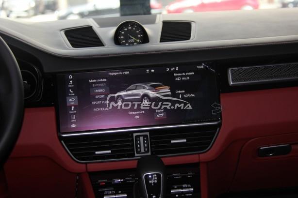 PORSCHE Cayenne E-hybrid coupé (gris/rouge) (importée neuve) occasion 979997