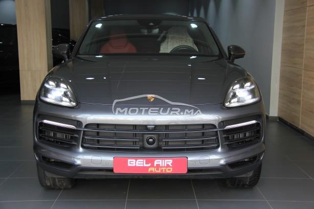 PORSCHE Cayenne E-hybrid coupé (gris/rouge) (importée neuve) occasion 979988