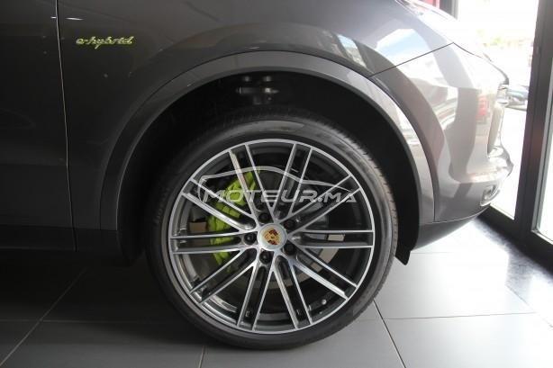 PORSCHE Cayenne E-hybrid coupé (gris/rouge) (importée neuve) occasion 979989