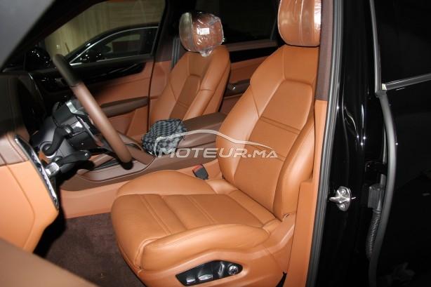 PORSCHE Cayenne E-hybrid (noir/marron) occasion 862708