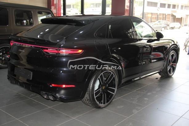 PORSCHE Cayenne E-hybrid coupé (noir/rouge) occasion 968434