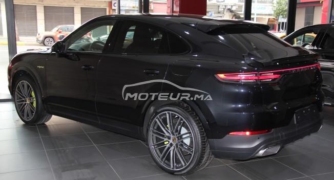 PORSCHE Cayenne E-hybrid coupé (noir/noir) occasion 868249