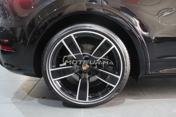 PORSCHE Cayenne E-hybrid coupé (noir/rouge) occasion 968435