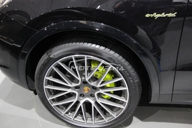 PORSCHE Cayenne E-hybrid coupé (noir/rouge) (importée neuve) occasion 993508