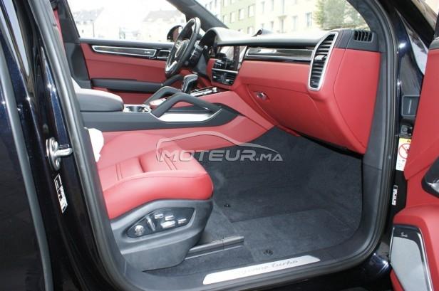 PORSCHE Cayenne Turbo occasion 580055