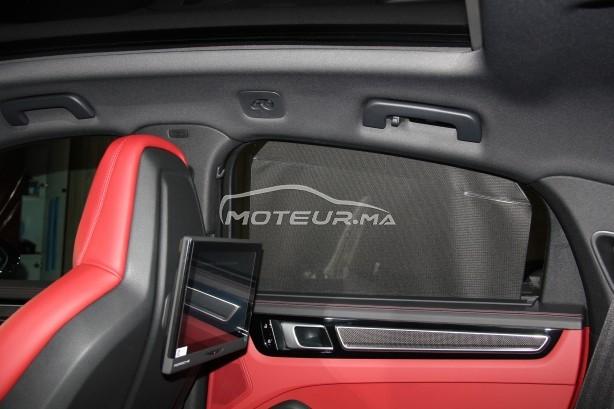 PORSCHE Cayenne E-hybrid coupé (noir/rouge) occasion 968448