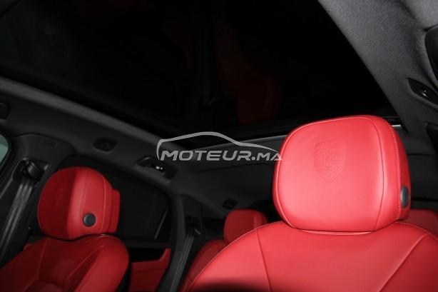 PORSCHE Cayenne E-hybrid coupé (noir/rouge) (importée neuve) occasion 993513
