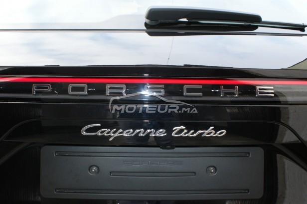 PORSCHE Cayenne Turbo occasion 580059