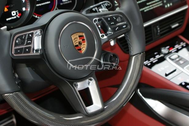 PORSCHE Cayenne Turbo occasion 580068