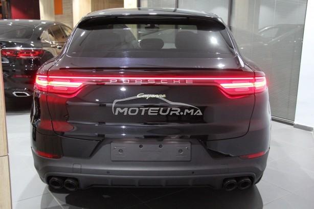 PORSCHE Cayenne E-hybrid coupé (noir/rouge) (importée neuve) occasion 993507