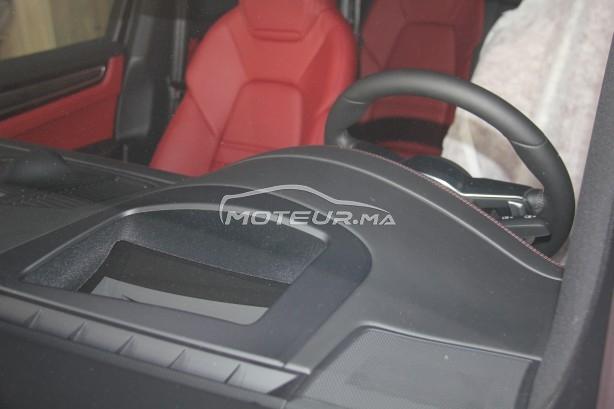 PORSCHE Cayenne E-hybrid coupé (noir/rouge) occasion 968439