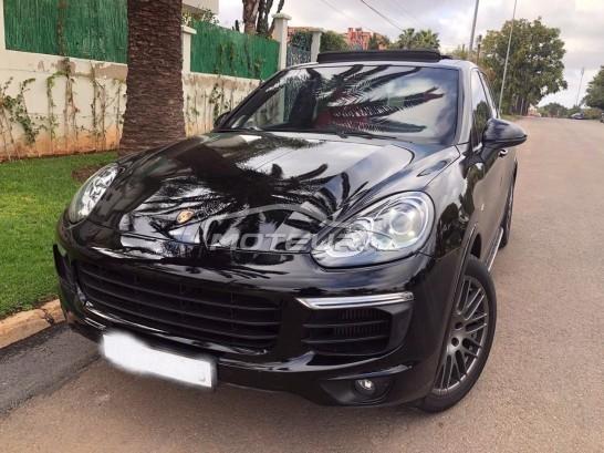 Voiture au Maroc PORSCHE Cayenne Porsche (platinum édition) - 264210