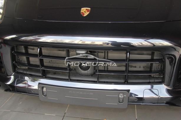 PORSCHE Cayenne E-hybrid coupé (noir/rouge) occasion 968438