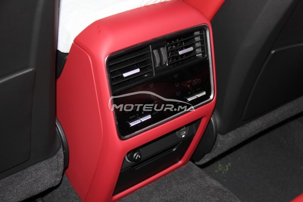 PORSCHE Cayenne E-hybrid (noir/rouge) occasion 862736